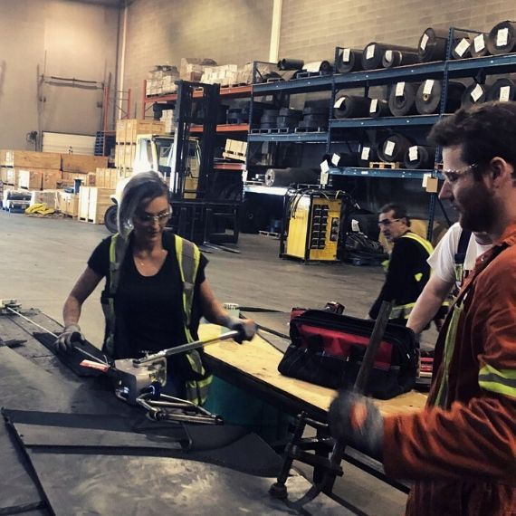 Belterra Apprenticeship Program hands on learning